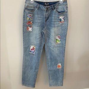 A. Z. I. Jeans